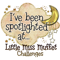 Little Miss Muffet Challenge: #62